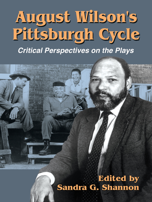 Cover of August Wilson's Pittsburgh Cycle