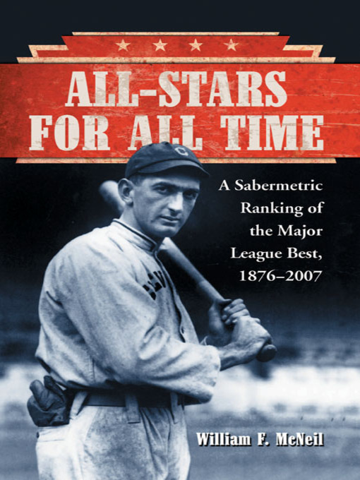 Title details for All-Stars for All Time by William F. McNeil - Available