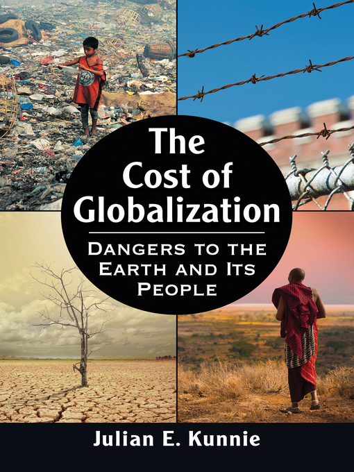 Cover of The Cost of Globalization