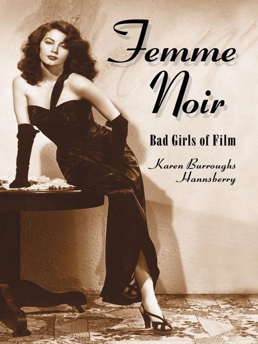 Title details for Femme Noir by Karen Burroughs Hannsberry - Available