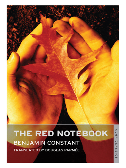 Title details for The Red Notebook by Benjamin Constant - Available
