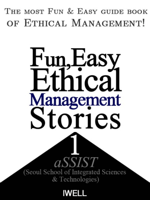 Title details for Fun and Easy Ethical Management 1 by aSSIST - Available