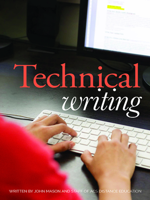 technical writing classes