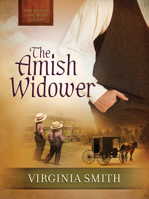 Title details for The Amish Widower by Virginia Smith - Wait list