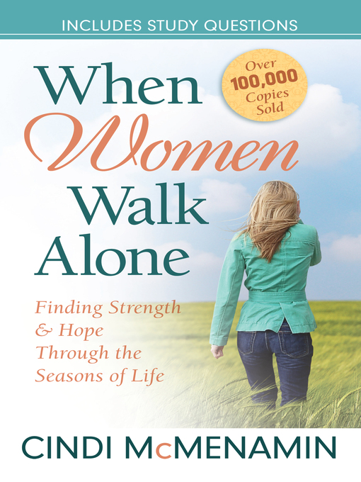 Title details for When Women Walk Alone by Cindi McMenamin - Available