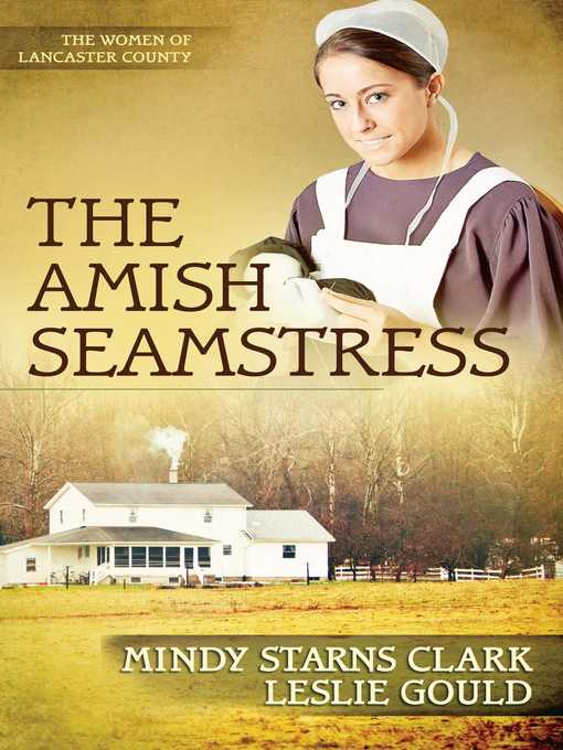 The Amish Seamstress の表紙