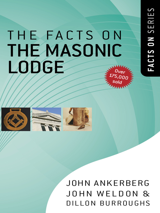 Cover of The Facts on the Masonic Lodge