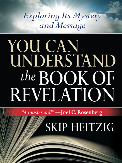 Title details for You Can Understand the Book of Revelation by Skip Heitzig - Wait list