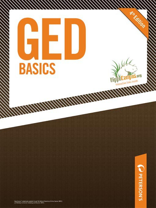Title details for GED Basics by Peterson's - Available