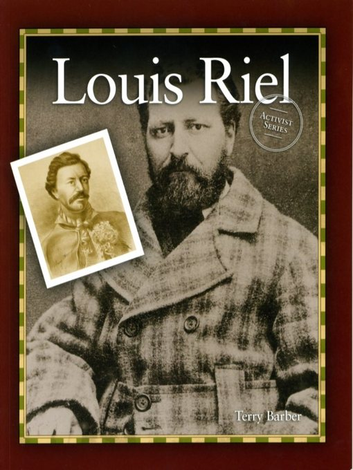 a biography of a politician louis riel who was a hero 2015-11-9  louis david riel (22 october 1844 - 16 november 1885) -- he was a canadian politician and founder of the province manitoba he is considered as a canadian folk hero he led resistance movements against the canadian government to preserve the culture of the metis people and their homeland in the northwest.