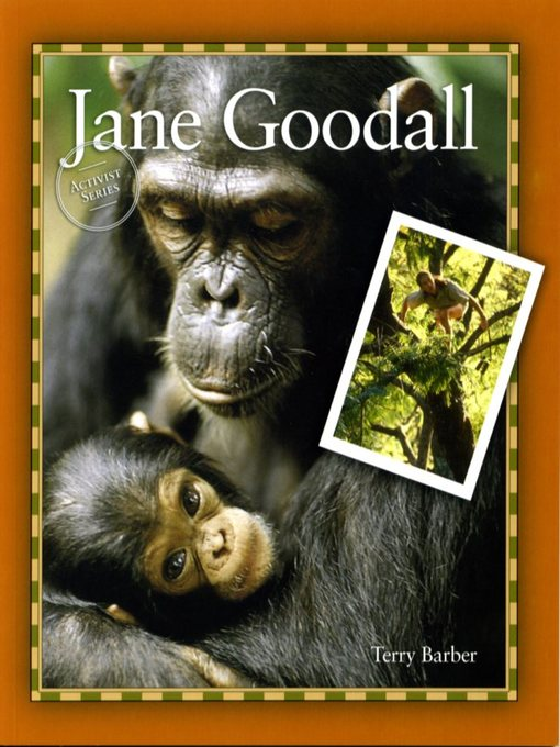 Title details for Jane Goodall by Terry Barber - Available