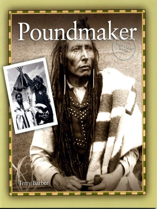 Title details for Poundmaker by Terry Barber - Wait list