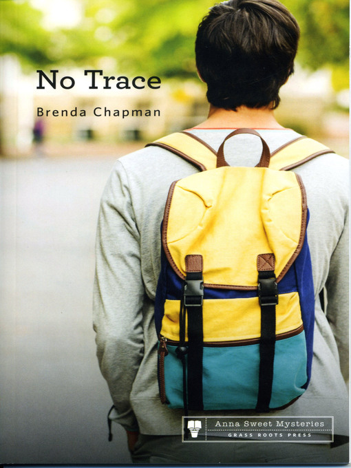 Title details for No Trace by Brenda Chapman - Wait list