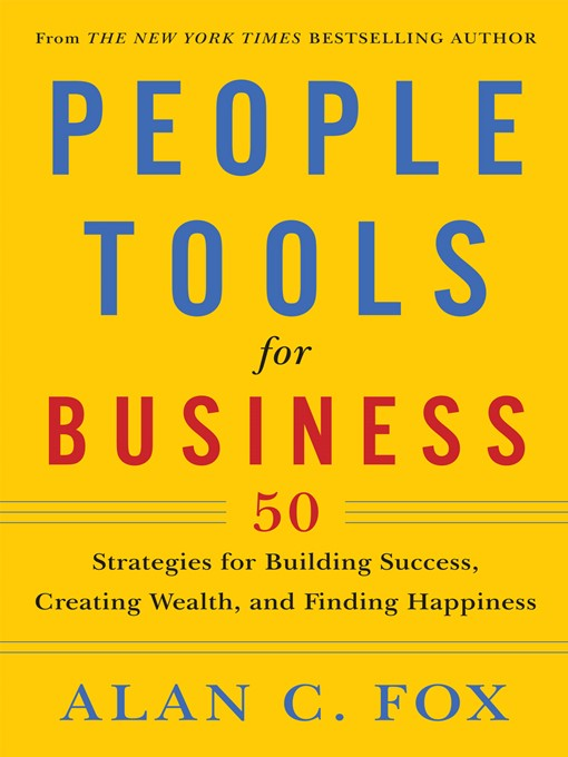 Cover of People Tools for Business