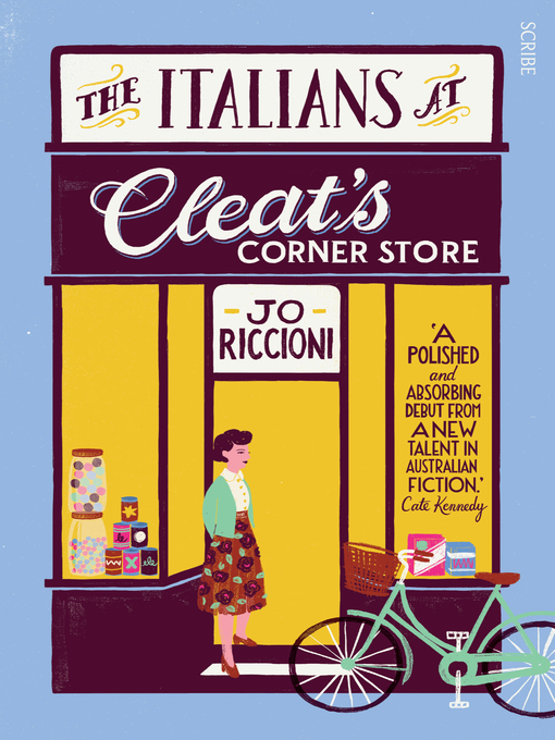Title details for The Italians at Cleat's Corner Store by Jo Riccioni - Available