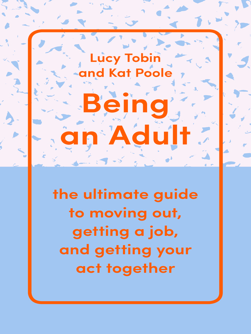 Cover of Being an Adult