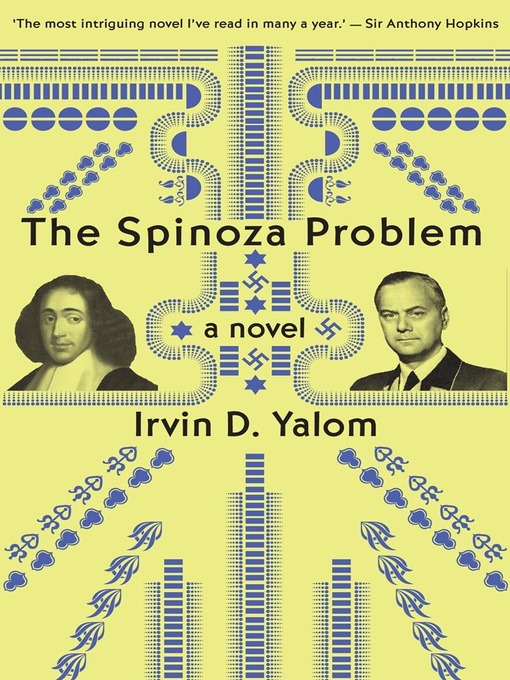 Cover of The Spinoza Problem