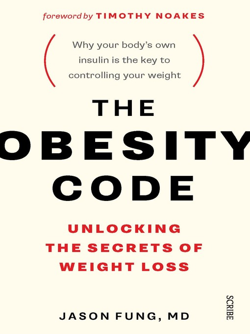 Title details for The Obesity Code by Jason Fung - Wait list