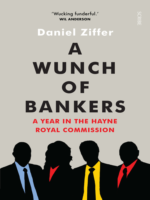 Title details for A Wunch of Bankers by Daniel Ziffer - Wait list