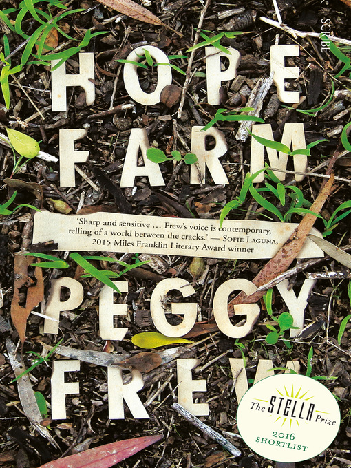 Title details for Hope Farm by Peggy Frew - Available