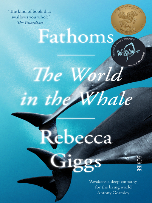 Title details for Fathoms by Rebecca Giggs - Available