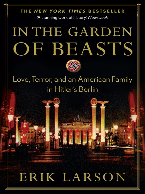 Cover of In the Garden of Beasts