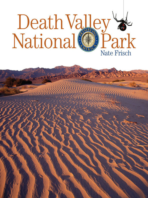 Title details for Death Valley National Park by Nate Frisch - Available