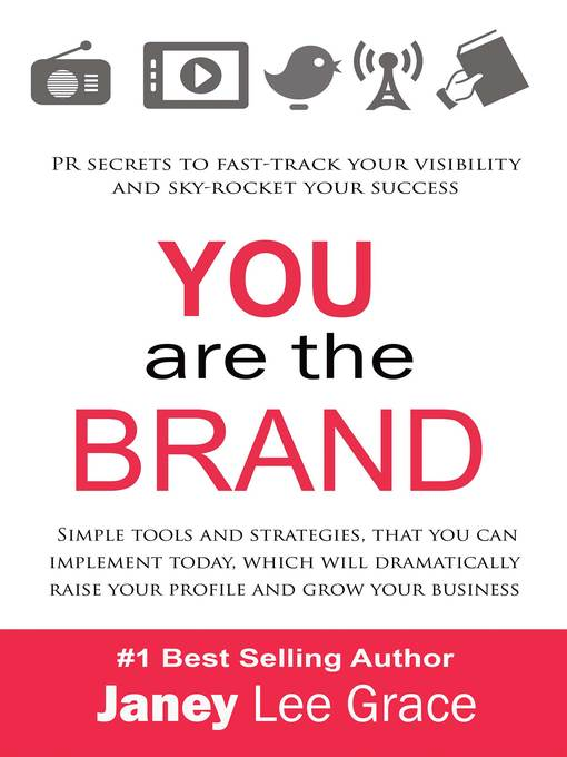 Title details for YOU are the BRAND by Janey Lee Grace - Available