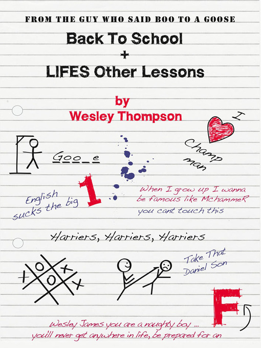 Cover image for Back to School and Life's Other Lessons