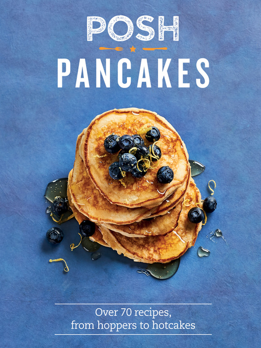 Title details for Posh Pancakes by Sue Quinn - Available
