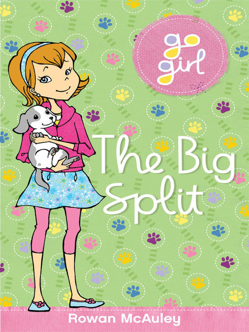 Title details for The Big Split by Rowan McAuley - Available
