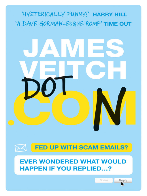 Title details for Dot Con by James Vietch - Wait list