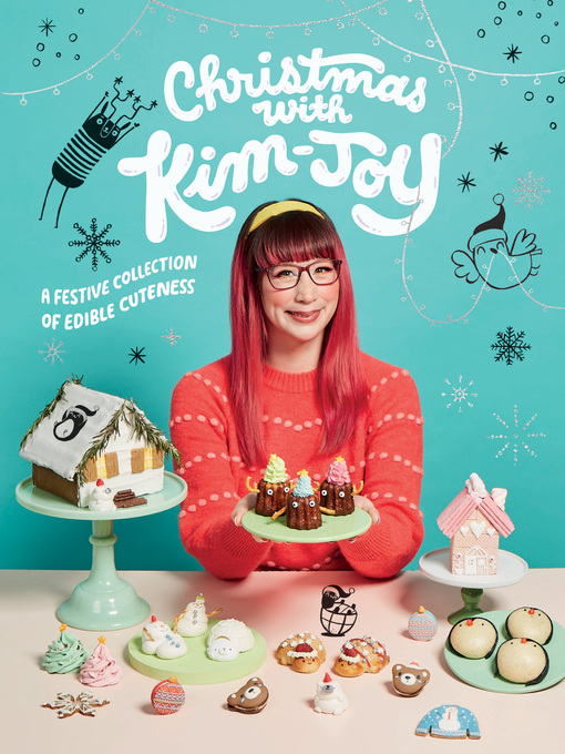 Title details for Christmas with Kim-Joy by Kim-Joy - Available