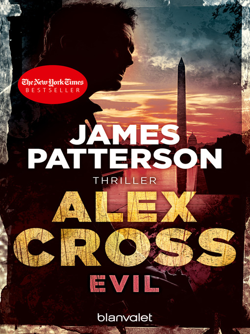 Title details for Evil--Alex Cross 20 by James Patterson - Available
