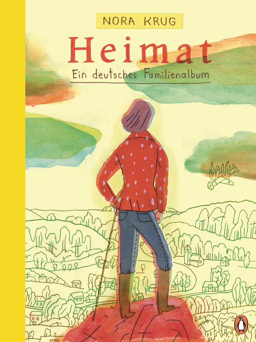 Title details for Heimat by Nora Krug - Available