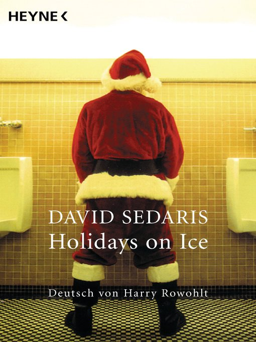 Title details for Holidays on Ice by David Sedaris - Available