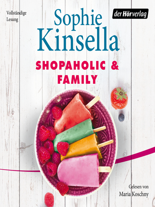 Title details for Shopaholic & Family by Sophie Kinsella - Wait list
