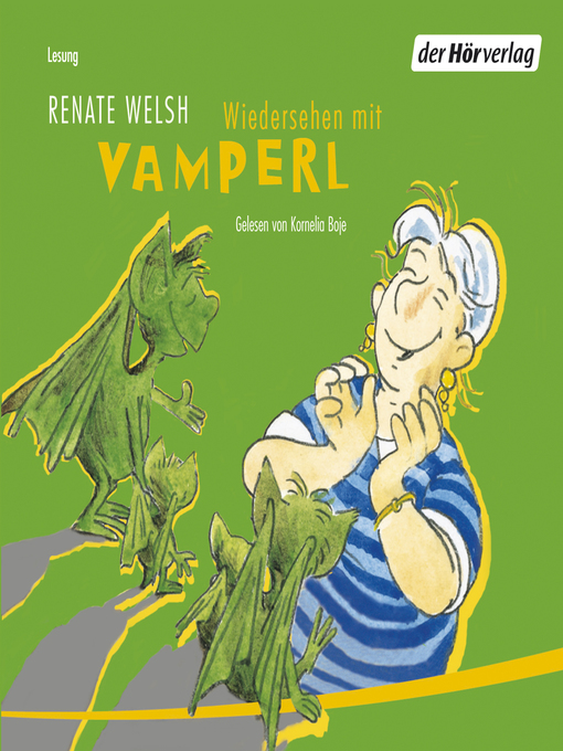 Title details for Wiedersehen mit Vamperl by Renate Welsh - Available