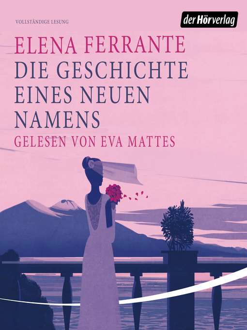 Title details for Die Geschichte eines neuen Namens by Elena Ferrante - Available