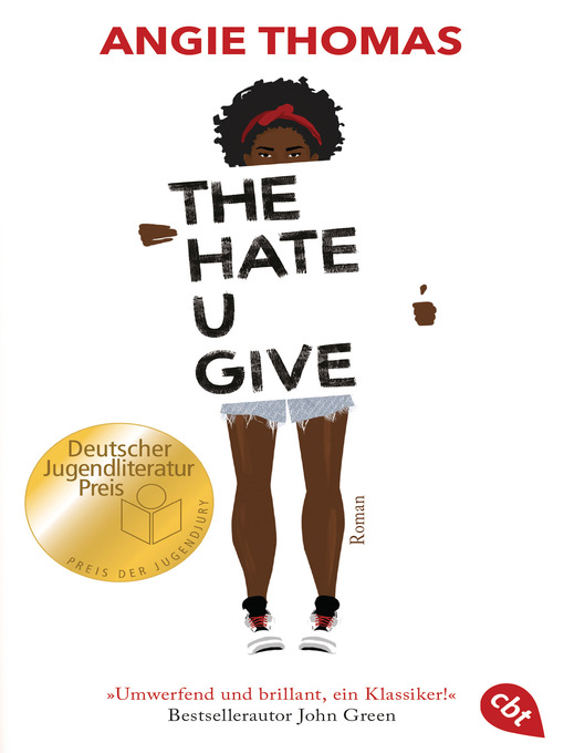 Title details for The Hate U Give by Angie Thomas - Available