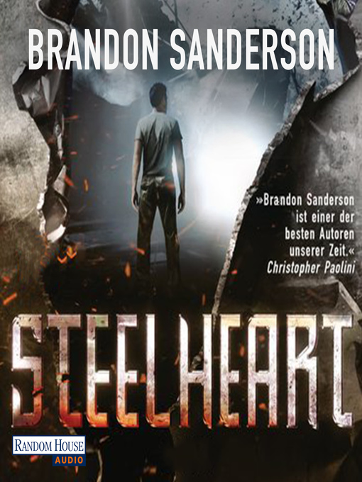 Title details for Steelheart by Brandon Sanderson - Wait list