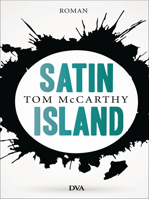 Title details for Satin Island by Tom McCarthy - Available