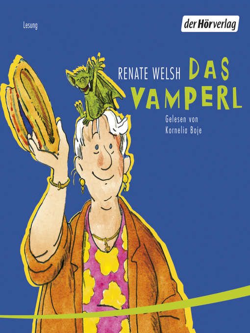 Title details for Das Vamperl by Renate Welsh - Available