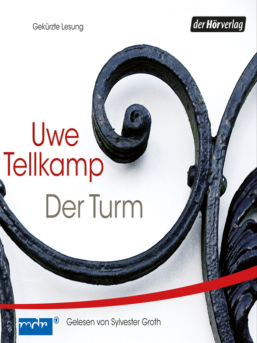 Title details for Der Turm by Uwe Tellkamp - Available