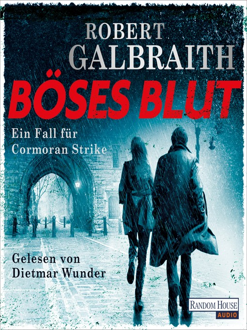 Title details for Böses Blut by Robert Galbraith - Available