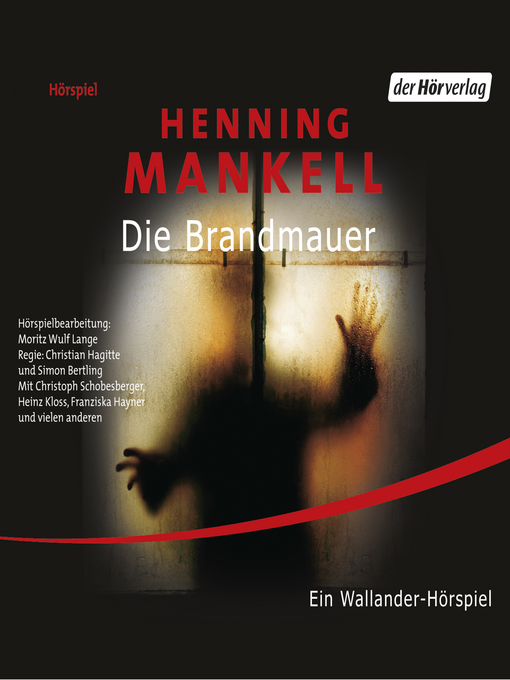 Title details for Die Brandmauer by Henning Mankell - Available