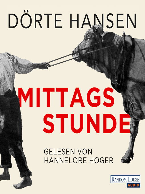 Title details for Mittagsstunde by Dörte Hansen - Available
