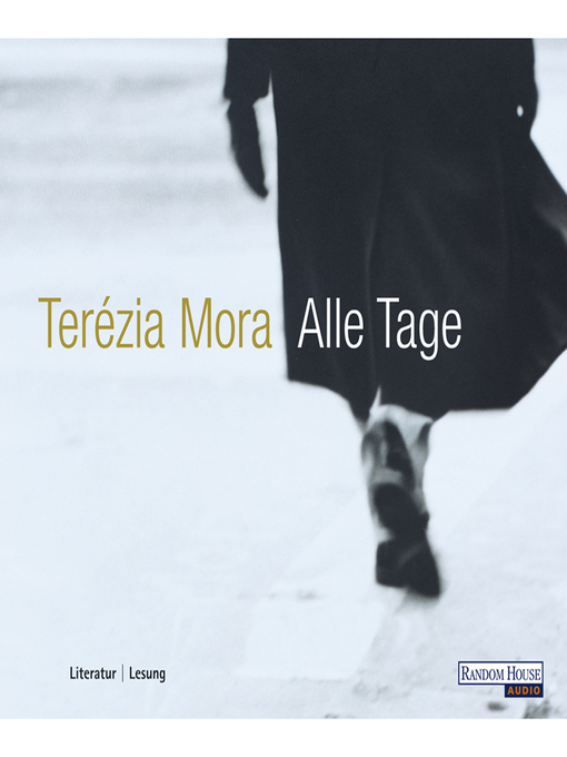 Title details for Alle Tage by Terézia Mora - Available