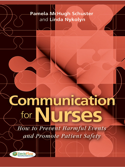 communication for nurses essays This free health essay on essay: nursing care assessment is perfect for as a nurse, good communication is vital to build a positive theraputic relationship.