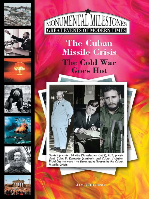 the main features of the cuban missile crisis